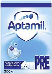 Aptamil 爱他美 Pronutra-ADVANCE 婴儿奶粉 Pre段(适用于初生婴儿) 断奶后辅食或单独食用,具有营养成分,单罐装,300g