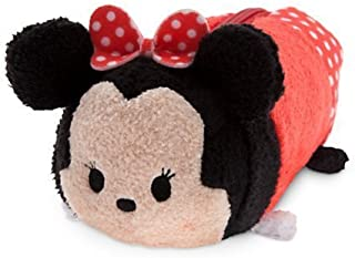 "Minnie Mouse ""Tsum Tsum""毛绒铅笔盒"