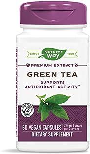 Nature's Way 绿茶,60 粒