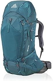 gregory 格里高利 女式 60L 戶外登山徒步背包 雙肩包 18新款 DEVA60 Antigua Green綠色 S
