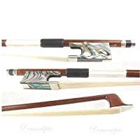 D Z Strad 小提琴弓 – 型號 501 – 鮑姆布哥弓和鮑魚青蛙