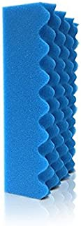 Optimum (23186) 华夫清洗海绵,蓝色