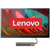 Lenovo 聯想 IdeaCentre AIO 5i 68.58厘米(27英寸,2560x1440,WQHD,防反光)一體機臺式電腦(英特爾酷睿 i7-10700T,16GB 內存,1TB 固態硬盤,DVD 刻錄機,NVIDIA GeForce GTX 1650,Windows 10 家庭版)灰色