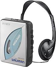 Sony 索尼 WM-EX190 Walkman 盒式立体声磁带播放器,带有防滚动结构