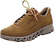 ECCO 爱步 Multi-Vent M Low Gtxs 男士运动鞋 Braun Cayote 1409 42 EU