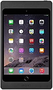 IPORT Luxe (LuxePort) iPad 保护套 - 兼容 iPad 10.2 * 8 代,iPad 10.2 * 7 代,iPad 10.5 Air * 3 代和 iPad Pro 10.5 - 黑色