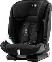 Britax Römer 宝得适 ADVANSAFIX M 儿童汽车安全座椅 适用于15个月-12岁儿童/76 - 150cm i型Isofix汽车锁,宇宙黑