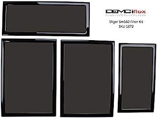 DEMCiflex Sliger SM560 滤镜套件