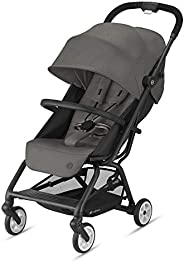 CYBEX Eezy S+ 2 婴儿车,单手折叠机制,轻型,适合从出生至22千克(约 4岁)儿童