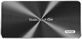 Team Group T8FED7480GMC108 PD700 系列便携式 USB 3.1 480 GB 外部固态硬盘