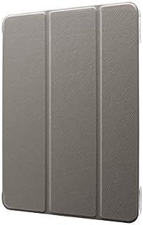 "iPad Pro 2020 (11inch) 背面透明翻盖保护壳""Clear Note"" 灰色"