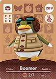 Boomer - Nintendo Animal Crossing Happy Home Designer Amiibo…
