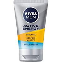 Nivea 妮維雅 男士活力能量洗滌凝膠