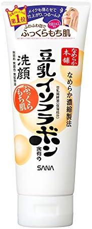 SANA 莎娜 洗面奶 光滑润泽 大容量 200g 日本亚马逊限定