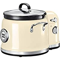 KitchenAid 5KMC4244BAC Multicooker 帶塔,杏仁奶油色