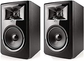 JBL Professional 305P MkII 新一代 5 英寸双向供电工作室监视器,成对出售