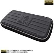 任天堂*产品 Tough Box 适用于任天堂Switch Lite 黑色×灰色