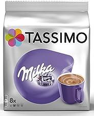 Tassimo Milka 咖啡胶囊 ,可可饮品 (5 x 8 杯饮品)