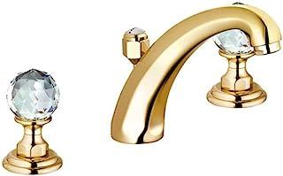KLUDI ADLON 5104345G4 洗脸盆龙头,金色/水晶