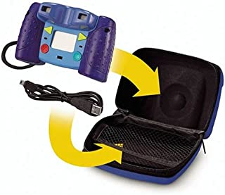 Fisher-Price 儿童数码相机包 - 蓝色