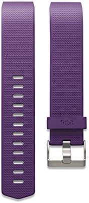 Fitbit Charge 2 配件表带皮革 大 1