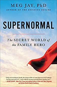 """""""Supernormal: The Untold Story of Adversity and Resilience (English Edition)"""",作者:[Meg Jay]"""