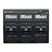 Zoom Audio Interface GCE-3 耳塞,6 厘米,黑色