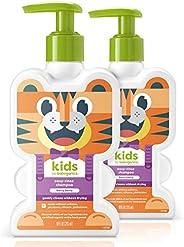 Babyganics 儿童洗发水,浆果味,2 件装