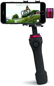 CamOneTec COIN90 Gravity Life 3D 手球适用于智能手机黑色/红色