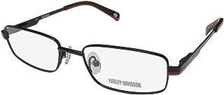 Harley-Davidson Hdt 120 男士/女式设计师全框弹性铰链*时尚眼镜/眼镜设计