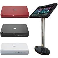 优冠 3D高清点歌机19寸触摸屏 KTV卡拉OK家用点唱机 支持ipad 安卓系统无线掌上点歌 3色可选(黑色)