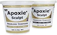 Apoxie Sculpt - 2 部分建模化合物(A & B) - 1.8 千
