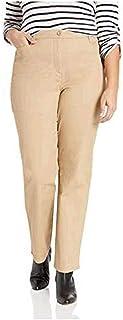 Gloria Vanderbilt 女士 Amanda 抛光长裤