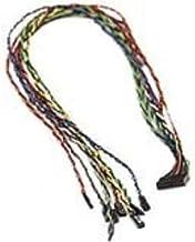 Supermicro 11.81 英寸 16 针前面板分裂电缆(CBL-0068L)