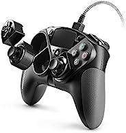 eSwap Pro 控制器:多功能有线专业控制器,适用于 PS4 和 PC (PS4)