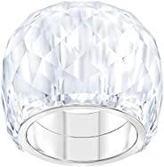 Swarovski 施华洛世奇 Nirvana 戒指 银色不锈钢