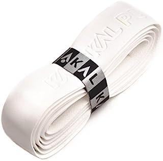 Karakal PU 超抓握替换球拍握把 - 网球/羽毛球/正方形(白色,2 个握把)