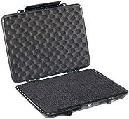 PELICAN 派力肯 #1085 安全箱笔记本电脑防护箱 (黑色) 含标准海绵