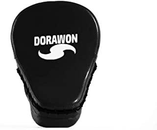 Dorawon 香港男士爪子短款中性成人,黑色