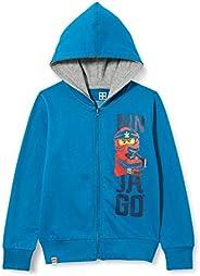 LEGO 男童 Mw 运动夹克 带帽 Ninjago 运动衫