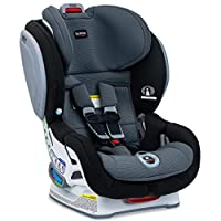 Britax Advocate ClickTight Convertible Car Seat - 3 Layer Impact Protection - Rear & Forward Facing - 5 to 65 Pounds, SafeWash Fabric, Otto