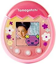 Tamagotchi Pix 拓麻歌子 电子宠物机 - Floral(粉色)(42901)