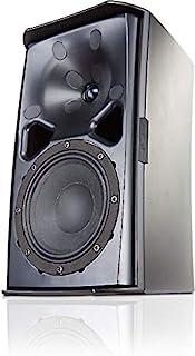 """QSC 2-way 6.5"""" speakers BK (pair) 2-way 6.5"""" Surface mounted speakers BK"""