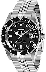 Invicta Pro Diver 自動黑色表盤男式手表 29178