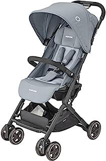 Maxi-Cosi 迈可适 1233050110 Lara2 婴儿车,轻巧,紧凑,可折叠,从出生至4岁起,至22千克,基本灰色(灰色)