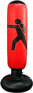 U/C 63 英寸(约 160.0 厘米)充气拳击柱,成人充气拳击柱,垂直拳击柱,家庭健身拳击柱,办公室休闲拳击柱