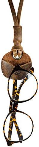Hide & Drink,皮革眼镜架/钢笔/太阳镜/配饰/钥匙扣支架,手工制作包括 101 年保修:波