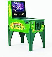 Boardwalk Arcade 忍者神龟电子弹球,多色