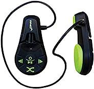 FINIS Duo 水下MP3播放器 黑色/酸绿色 均码