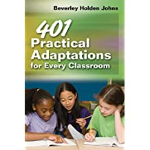 401 Practical Adaptations for Every Classroom (English Edition)
